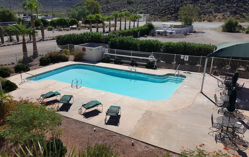 Black Rock RV Village - Pool