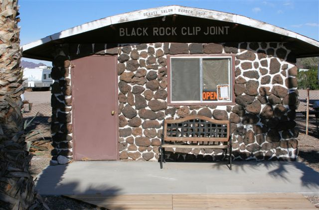 Black Rock RV Village - Beauty Shop
