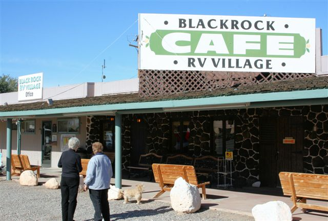 Black Rock RV Village - Cafe
