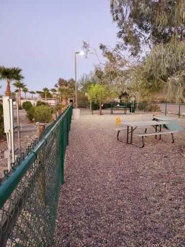 We're a pet-friendly, all-family RV Park near Quartzsite