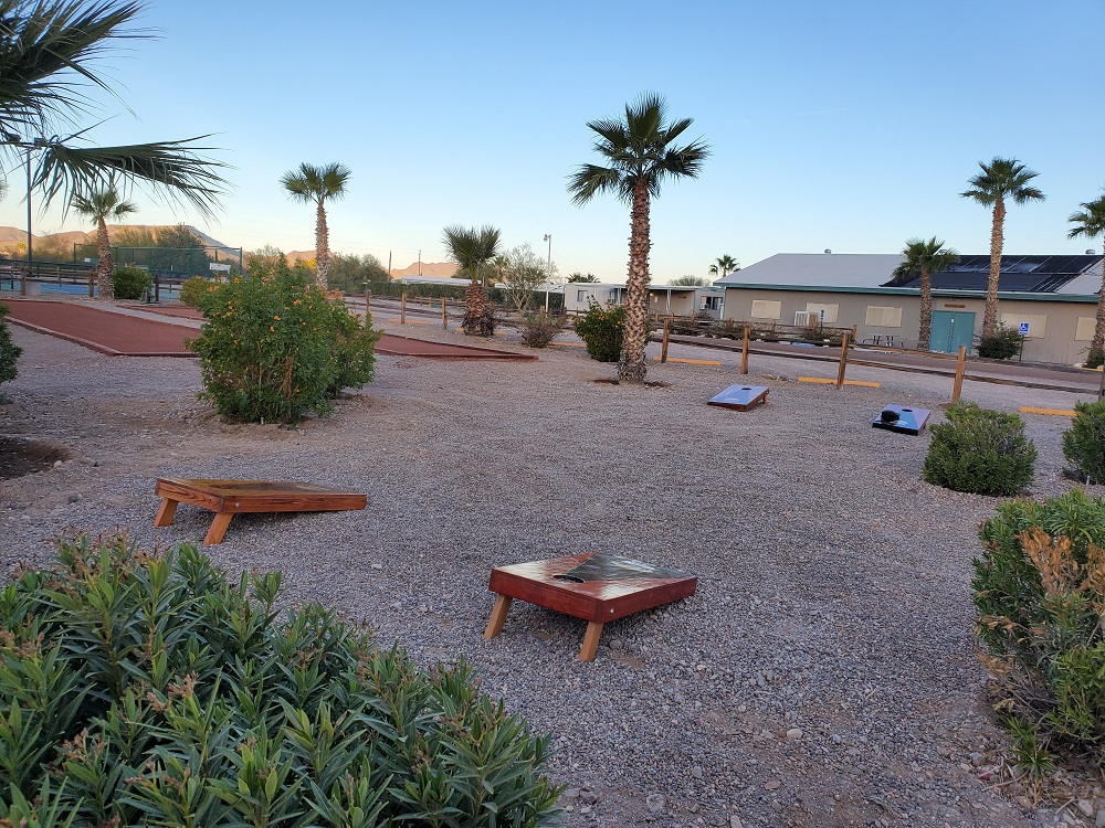 Black Rock RV Village - Bocceball