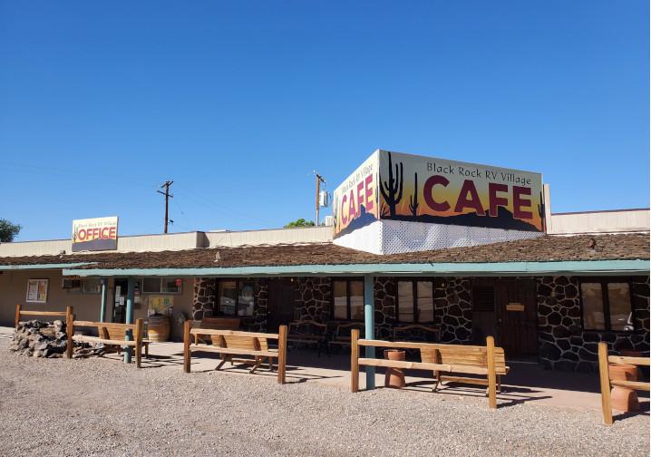 Black Rock RV Village Cafe